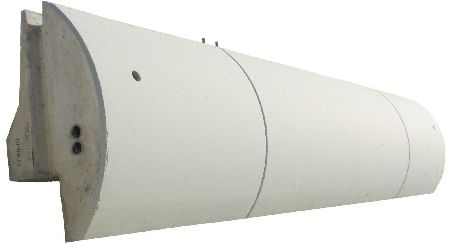 Pretil de hormigón PXPJ6-1-14b